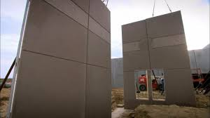 See Through Concrete Pre Cast Concrete Walls How Its Made Youtube