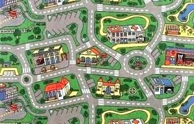 play rugs with roads kids car rug road map carpet children s mat toy design childrens play rugs with roads