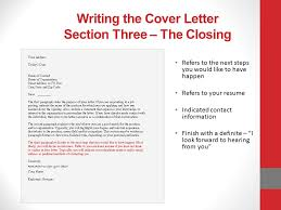 How To Write A Successful Letter Of Application After9 Program