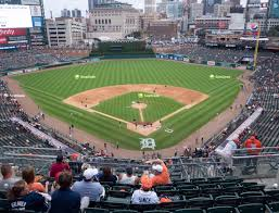 Comerica Park Seating Chart By Rows Comerica Park Section 328 Seat Views Seatgeek