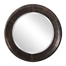 howard elliott  in x  in montego metal round mirror