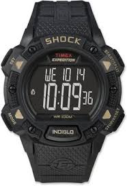 watches and products timex expedition shock watch men s shipping at rei com