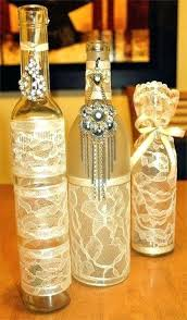 How To Decorate A Bottle Of Wine wine bottle decorating bothrametals 47