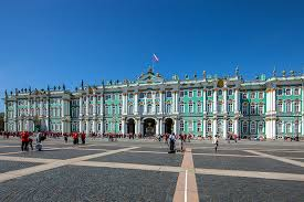 The <b>Winter</b> Palace in St. Petersburg