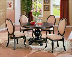 remarkable round dining room set round wood dining room tables 3