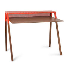 can t desk in red discontinued byblu dot