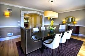 dining room two tone paint ideas. Dining Room Two Tone Paint Ideas Charming T