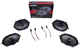 2004 2014 f150 kicker ks68 6x8 door speaker upgrade kit crewcab 2005 F150 Door Wire Harness 2004 2014 f150 kicker ks68 6x8 door speaker upgrade kit crewcab & supercab ks68 2004 F150