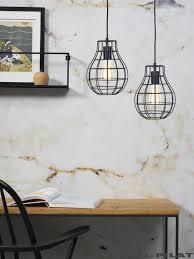 Zwarte Hanglamp Pittsburgh Kleine Draadlamp Woonwinkel Alle Pilat