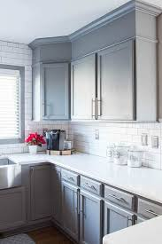 how to easily paint kitchen cabinets cabinets after painting