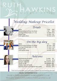wedding makeup artist cost off 76