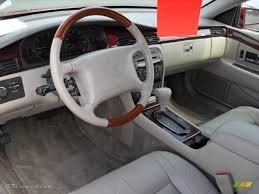 Neutral Shale Interior 2002 Cadillac Eldorado ETC Photo #45618496 ...