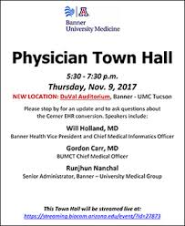 Group Health Doctors Note Banner University Medicine Physician Town Hall Arizona