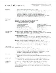Computer Engineering Resume Samples Mechanical Engineer Resume Examples Engineer Resume Samples Computer