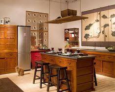 Modern Japanese Kitchen Cabinets Style