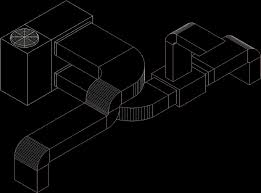 roof design cad roof top duct dwg block for autocad designs cad