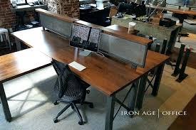 rustic office desks. Rustic Desk Chair Office Large Size Of Handmade Furniture Rolling Desks O