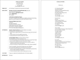 Example For Resume Writing Sample Resume Engineer Civil Genius