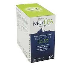 minami nutrition morepa smart fats 85 omega 3 120 kapslar