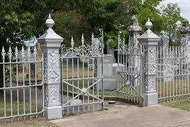 wrought iron fence gate. Beautiful Gate Evergreen Cemetery Beautiful Old Wrought Iron Fence And Gates Intended Wrought Iron Fence Gate
