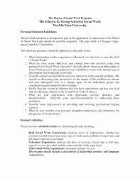 Reconciliation Specialist Sample Resume Fresh Social Work Resume