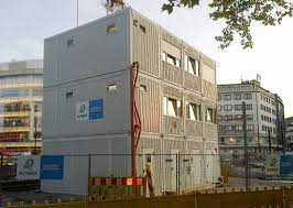 container office building. Design Examples Of Office-building-containers. {Contoh Container /Kontainer/ Office Building