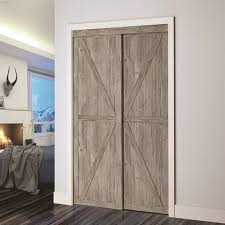 home 48 x 80 1 2 countryside barn closet door