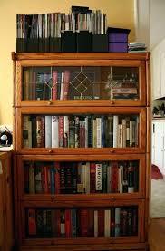 glass door bookshelf decoration black bookcase images interior doors sliding white glass door bookshelf