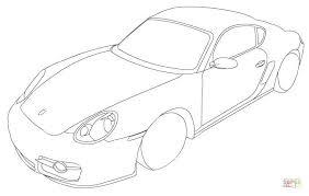 Porsche 911 Kleurplaat Gratis Kleurplaten Printen