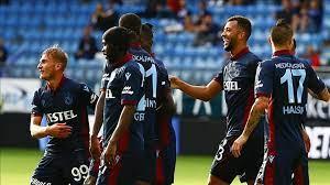 Trabzonspor, UEFA Avrupa Konferans Ligi'nde play-off turuna yükseldi -  12.08.2021, Sputnik Türkiye