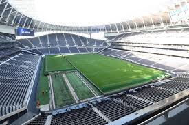 Official instagram account for tottenham hotspur stadium. Tottenham Hotspur Put Their Pitch Away For The Weekend To Accommodate Nfl S Chicago Bears Oakland Raiders Game Sport The Times