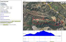 google maps for walks
