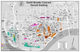 Neyland Stadium Seating Chart Garth Brooks How To Purchase Parking For Garth Brooks Concert Sat Nov 16