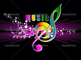 colorful music wallpapers hd. Wonderful Music Colorful Music Notes Wallpaper 10053 Hd Wallpapers In Imagesci  1024x768 For N