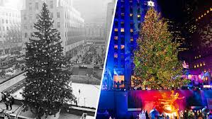 Dazzling Rockefeller Center Christmas Trees From Years Past