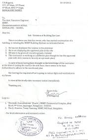 stylist ideas building plan approval bbmp 3 violation by the builder