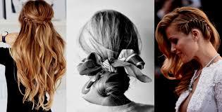 Coiffure Cheveux Long Bal Coupe De Pour Visage Rond Femme