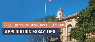 essay tips for the knight hennessy scholars at stanford application learn how to demonstrate leadership in your applications essay the guide here