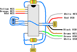 playstation 2 controller to usb wiring diagram wiring diagram sparkfun electronics view topic pg2c and 16c745 write ps2 controller wiring diagram