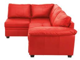 corner sofa bed red impressive and cozy corner sofa bed red color black red white corner