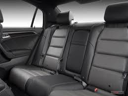 2007 acura tl rear seat