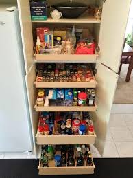 diy pullout pantry pull out pantry best pantry pull out shelves images on kitchens diy pantry