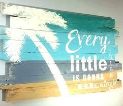wooden beach wall decor wooden beach wall decor beach theme wall decor wall art beach themed  on wooden beach themed wall art with wooden beach wall decor wooden fish wall decor colorful wooden beach