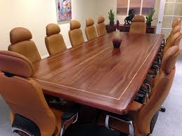 natural wood and handmade solid sapele wood conference tables brown solid wood furniture