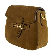 gucci bags india. gucci brown suede lady web shoulder bag gucci bags india