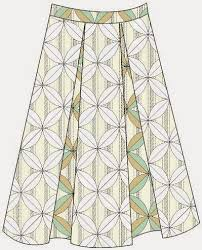 Pleated Skirt Pattern Best How To Sew Multipaneled Boxpleated Skirt With Underlay