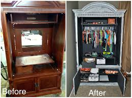 Hand Painted Armoire Ideas Old Repurposed. Armoire Decorating Ideas Closet  Storage. Armoire Ideas Pinterest Refinishing Hand Painted.