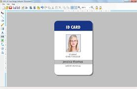 Identity Card Format For Student Student Id Card Template Microsoft Word Photo Id Template 9 Card