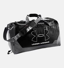 under armour bag. ua hustle storm md duffle bag, black under armour bag