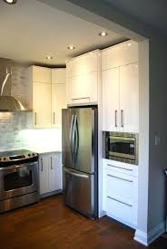 shiny kitchen cabinet a modern custom kitchen with high gloss warm white cupboard doors in shiny kitchen cabinet doors